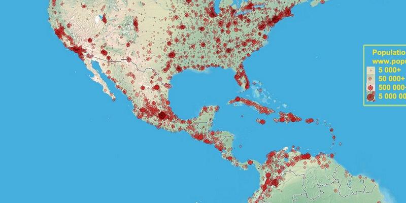 Dominikanska Republika Obyvateľstvo